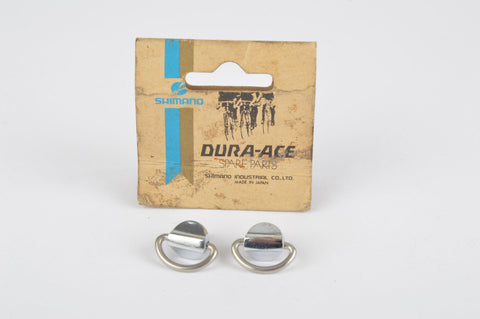NOS/NIB Shimano First Generation Dura Ace Gear Lever / Shifter Wing Screw Set, from 1973