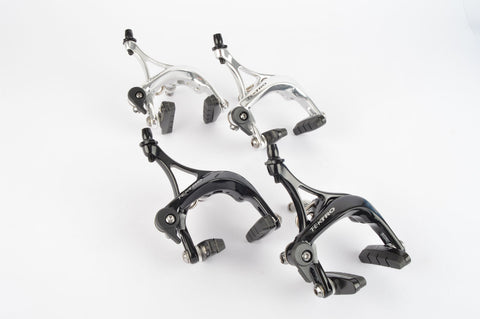 Tektro #R540 short reach (39-51mm) brake calipers in silver or black