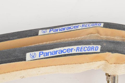 NEW Panaracer Record Tubular Tires 700c x 23mm from the 1980s NOS