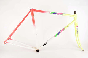 MBK Super Record Team Lotto frame in 52 cm (c-t) 50.5 cm (c-c) with Columbus SLX tubing