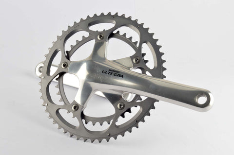 Shimano Ultegra #FC-6600 Crankset with 39/53 teeth and 172.5mm length from 2004