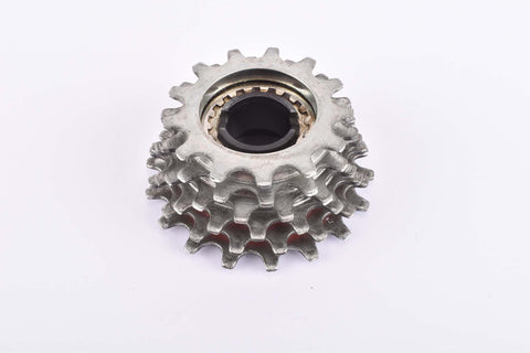 "Maillard 700 Course ""Super"" 6 speed Freewheel with 13-18 teeth and english thread from 1987"