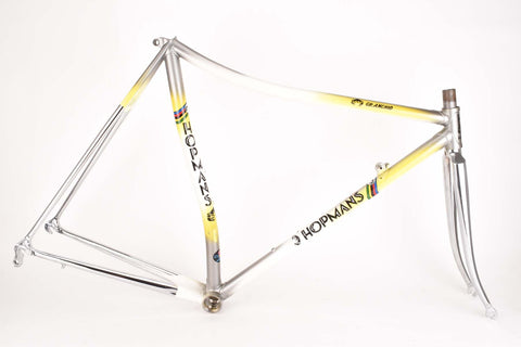 Hopmans Granchio Low Pro frame in 56 cm (c-t) / 54.5 cm (c-c) with Oria Cromo ML25 tubes