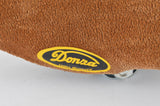 NEW Donza high quality lightbrown suede saddle from the 80s NOS