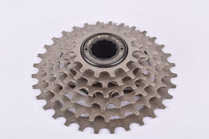 Shimano 600EX #MF-6208 6-speed Freewheel with 14-32 teeth and english thread from 1988