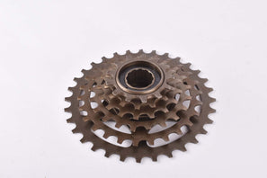 NOS Shimano #MF-Z012 6-speed Uniglide (UG) freewheel with 13-32 teeth and english thread from 1986