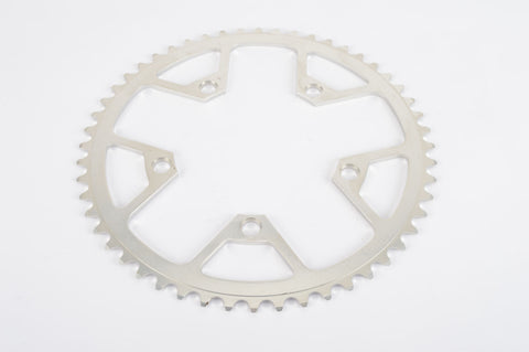 NEW Chainring with 52 teeth and 116 mm BCD (compatible w/ Campagnolo Victory, Triomphe) from the 80s NOS
