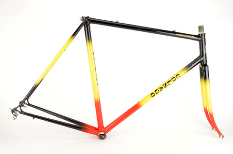 Colnago Super frame in 57 cm (c-t) / 55.5 cm (c-c) with Columbus tubes