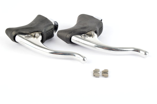 Campagnolo Chorus Brake Lever Set polished from the 1990s