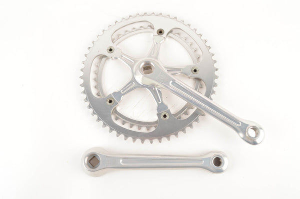 Cascella Italia crankset with chainring 42/52 teeth and 172,5mm length from the 1980s