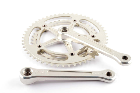Campagnolo Gran Sport #0304 crankset with 42/53 teeth and 170 length from 1982 Mint Condition