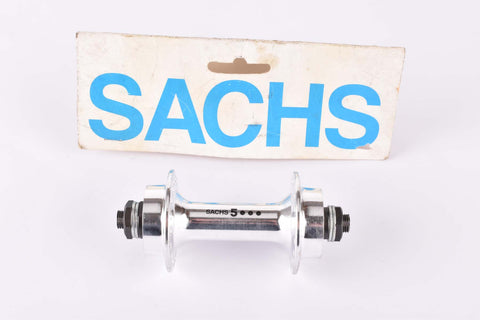 NOS/NIB Sachs 5000 front Hub with 36 holes without skewer