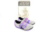 NEW AXO Scarpa MTB EKO Cycle shoes with cleats in size 42 NOS/NIB