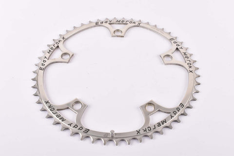 Campagnolo Super Record #753/A Eddy Merckx Panto Chainring 52 teeth with 144 BCD