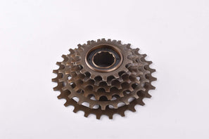 NOS Shimano #MF-Z012 6-speed Uniglide (UG) freewheel with 14-28 teeth and english thread from 1988