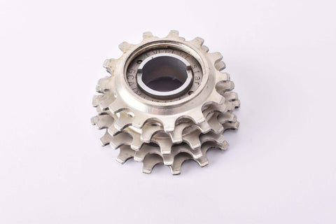Everest Star G.Caimi 5 speed aluminum Freewheel with 13-17 teeth and italian thread