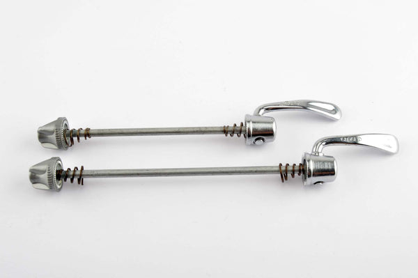 Campagnolo Record Titanium skewer set from the 1990s