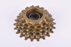 Regina Oro 6-speed Freewheel with 13-23 teeth and italian thread from 1982
