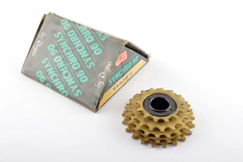 NEW Regina Syncro 90 5-speed Freewheel with 13-21 teeth from the 1980s NOS/NIB