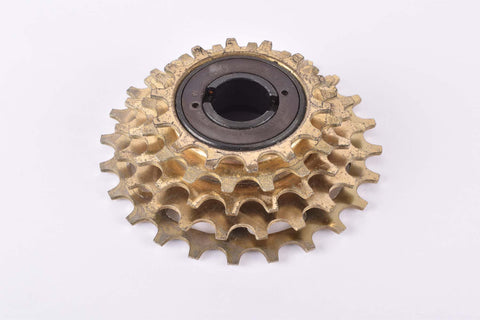 NOS Suntour Pro-Compe #PC-5000 5-speed Freewheel with 14-24 teeth and BSA/ISO thread from 1979