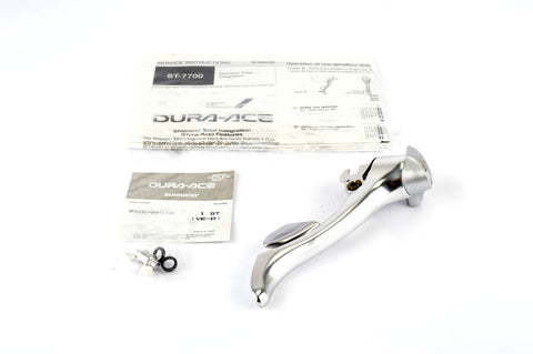 NEW Shimano Dura-Ace #ST-7700 replacement parts for right shifting brake lever from the 1997-2003 NOS