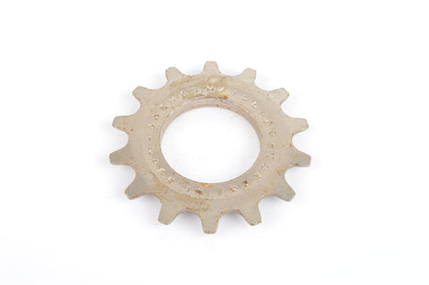 NEW Sachs Maillard steel Freewheel Cog / threaded with 14 teeth from the 1980s - 90s NOS