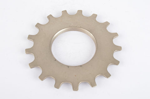 NOS Shimano 6 speed Uniglide Cog, threaded on inside, with 17 teeth