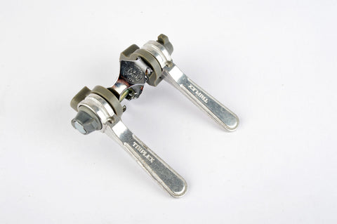 NEW Triplex clamp-on shifters from 1980s NOS