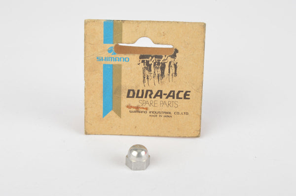 NOS/NIB Shimano First Generation Dura Ace (Crane) Rear Derailleur Cable fixing Nut, from 1973