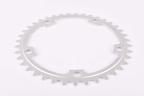NOS Aluminium chainring with 39 teeth and 130 BCD