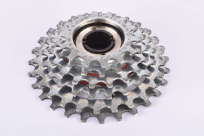 "Sachs-Maillard 700 Course ""Super"" 6-speed Freewheel with 14-28 teeth and english thread from 1989"