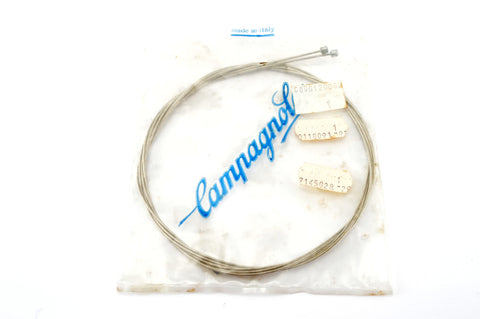NEW Campagnolo downtube shifter cable set from the 1980s NOS