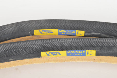 NEW Vittoria Mondiale Tubulars Tire 700c x 23mm from the 1980s NOS