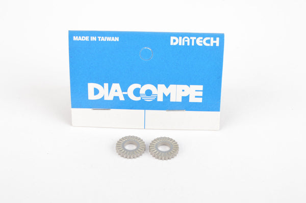 Dia-Compe serrated brake washer set of 2 #160720