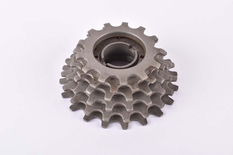 NOS G. Caimi Castano Everest 6-speed Freewheel with 13-20 teeth and BSA/ISO threading from the 1970s