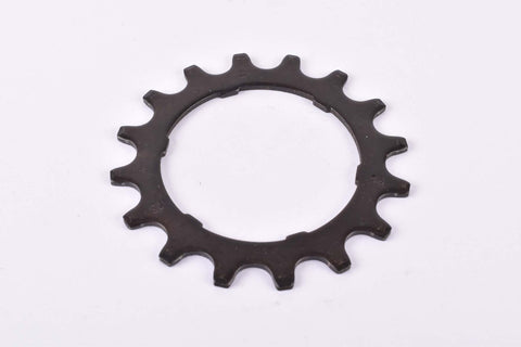 NOS Maillard 600 SH Helicomatic #MG black steel Freewheel Cog with 16 teeth from the 1980s