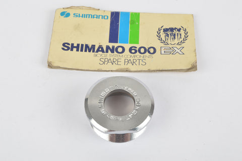 NOS/NIB Shimano italian threaded 600 EX Bottom Bracket Right Cup, from the 1980s