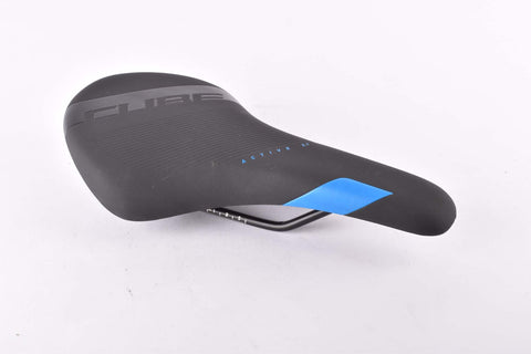 Black and Blue Selle Royal Cube Active 2.1 Saddle from 2018