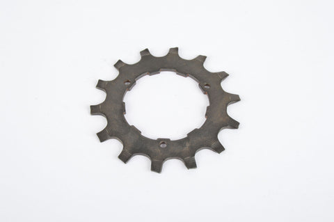 NOS Shimano 600 EX Uniglide Sprocket #3571420 with 14 teeth from the 1970s - 80s