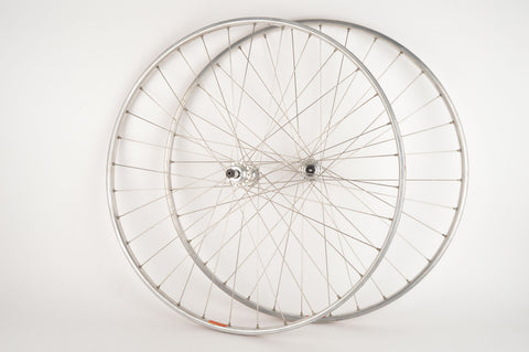 Wheelset with Mavic Monthlery Pro Tubular Rims and Campagnolo Victory #422 Hubs from 1980s New Bike Take-Off
