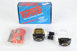 NEW Time Mid 57 Aero Pedals including cleats from the 1990s NOS/NIB