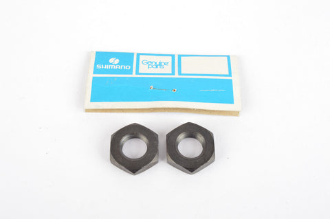 NOS/NIB Shimano Rear Hub Locking Nuts, PartNo. #220 0501