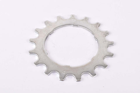 NOS Maillard 600 SH Helicomatic #MG silver steel Freewheel Cog with 17 teeth from the 1980s