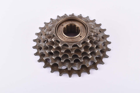 Esjot Germany 6-speed freewheel with 14-28 teeth and english thread