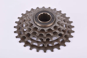 Shimano Z #MF-Z012 5-speed Freewheel with 14-28 teeth and english thread from 1987