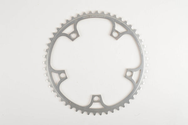 NEW Campagnolo Super Record Chainring 52 teeth and 144 mm BCD from the 80s NOS