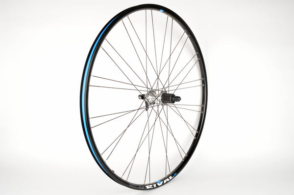 "28"" Rear Wheel with Ryde Rival Clincher Rim and Deore LX FH-T665 hub from the 2000s New Bike Take Off"