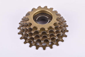 Regina Oro 6-speed Freewheel with 14-24 teeth and italian thread from 1984