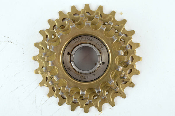 Regina Oro 5-speed freewheel with 14-24 teeth from the 80s