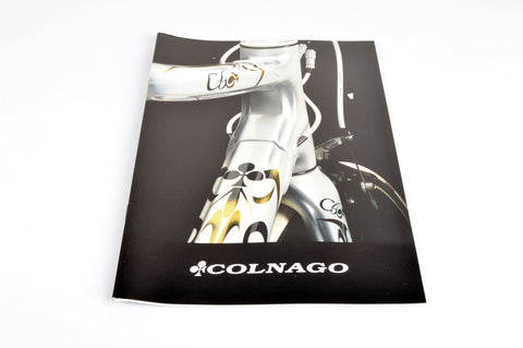 NEW Colnago Catalog with C60 Italia / Racing / Classic